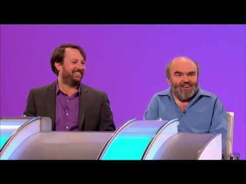 Did Lee Mack Shave His Beard Off For David Mitchell