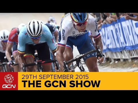 How Peter Sagan Really Won The Worlds | The GCN Show Ep. 142