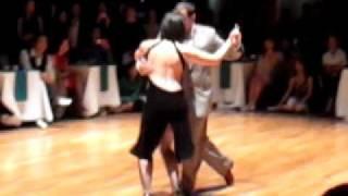 Daniel Nacucchio y Cristina Sosa, Nov 2010 Grand Milonga Performance 2 @ Hong Kong Tango Festival