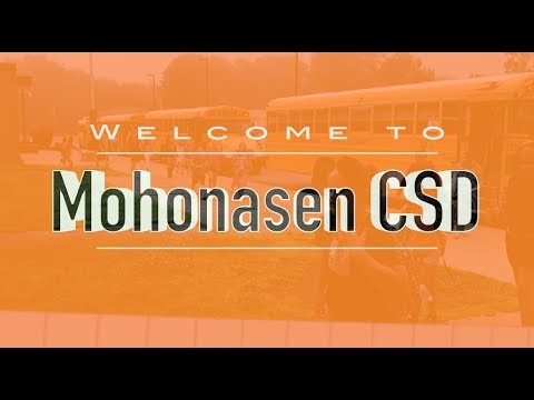 Mohonasen New Teacher Orientation