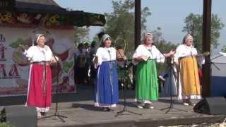 Атамань. Фестиваль кубанской кухни и сала 20 09 2015 г