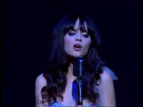 Zooey Deschanel - Dream a Little Dream of Me