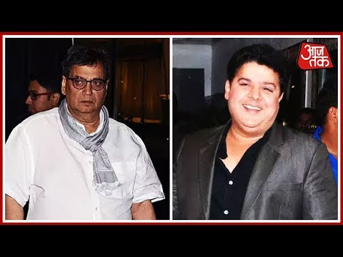 Subhash Ghai, Sajid Khan Named And Shamed In MeToo Movement Mp3