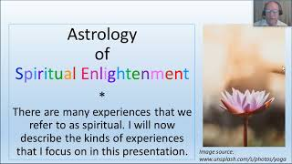 Spiritual Astrology, Part 1