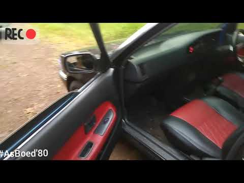 Review Corolla twincam SE 1 6 1990 by.asboed'80