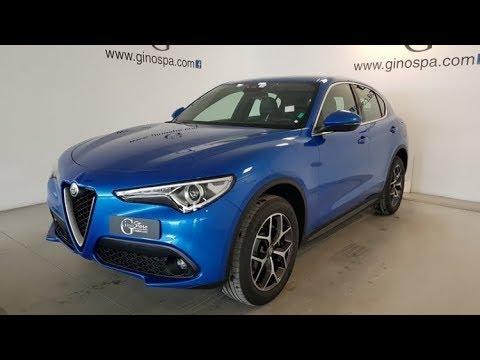 Gino Store Special Deals - Alfa Romeo Stelvio 2.2 AT8 Executive Q4 - KM0