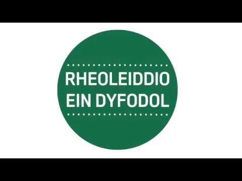 Rheoleiddio Ein Dyfodol: Cofrestru Manylach - y camau nesaf
