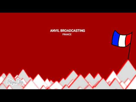Anvil Broadcasting France #1 (Made By TDSToons)