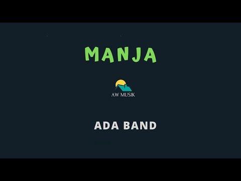 ADA BAND-MANJA (KARAOKE+LYRICS) BY AW MUSIK