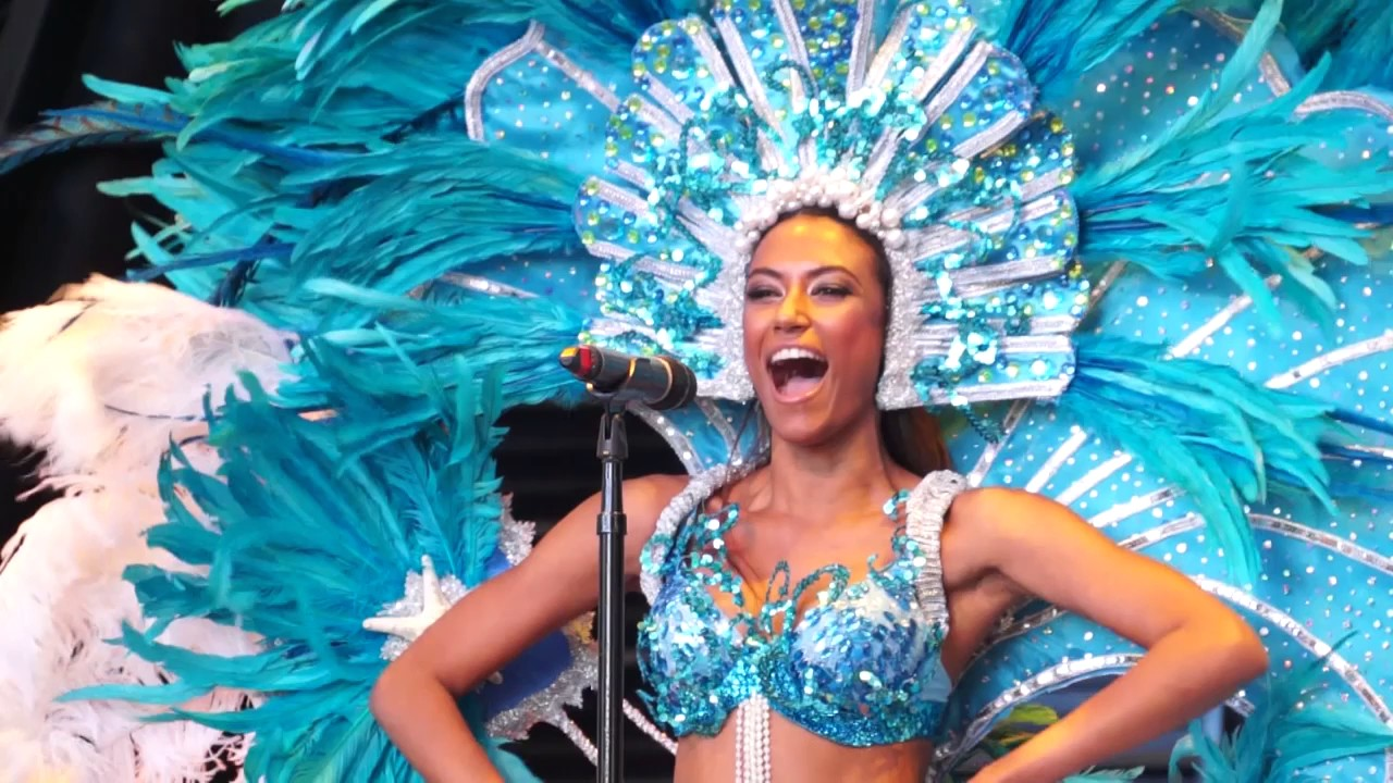 Download Miss Grand International 2016 National Costume