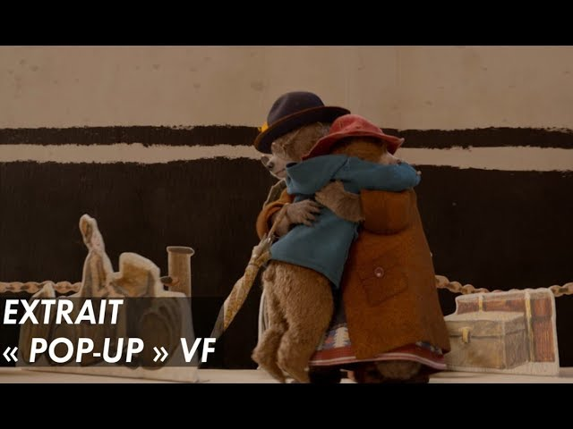 "PADDINGTON 2 - Extrait ""Pop-Up"" VF - Avec Hugh Grant et Hugh Bonneville (2017)"