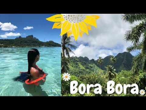 My Bora Bora Trip!