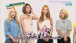 vuclip [VIỆT SUB] 150819 Weekly Idol EP 212 SNSD - Part 1