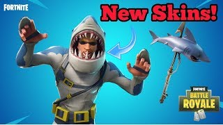 New Chomp Sr Skin // Playing With Subscribers // Fast Console Builder // Fortnite (Xbox One)