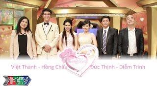 Việt Thành - Hồng Châu và Đức Thịnh - Diễm Trinh   VỢ CHỒNG SON   Tập 103   150726