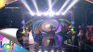 "Alex Rudiart feat Novita Dewi, Mahesya KDI,  Azizah KDI "" Beraksi "" KDI Star (4/9)"