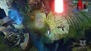 5 anh em siêu nhân phiên bản League of Legends Parody thumbnail