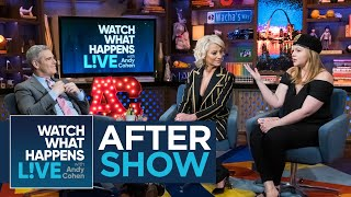 After Show: Would Amber Tamblyn Vote For Bernie Sanders? | WWHL