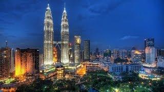#338. Куала-Лумпур (Малайзия) (лучшее видео)(Самые красивые и большие города мира. Лучшие достопримечательности крупнейших мегаполисов. Великолепные..., 2014-07-01T22:45:41.000Z)