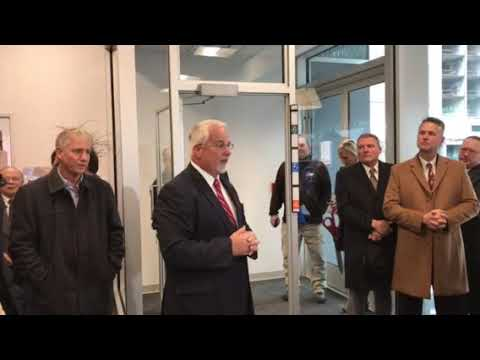 Fred - GENOABANK Grand Opening Downtown Toledo