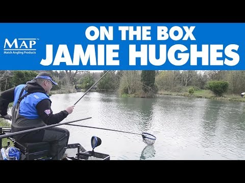 MAP Fishing - Jamie Hughes On the Box - Live Match Footage - Boldings