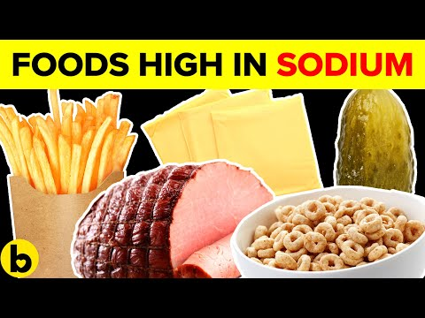 15 Foods High In Sodium And What You Should Eat Instead