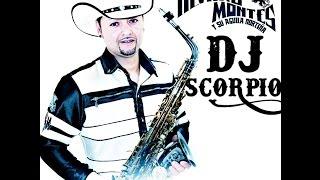 Alvaro Montes y Su Aguila Nortena Puras Pa Mi Raza Cd Mix Dj Scorpio