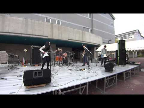 the beds 神霜秋野外ライブ 2015-11-01