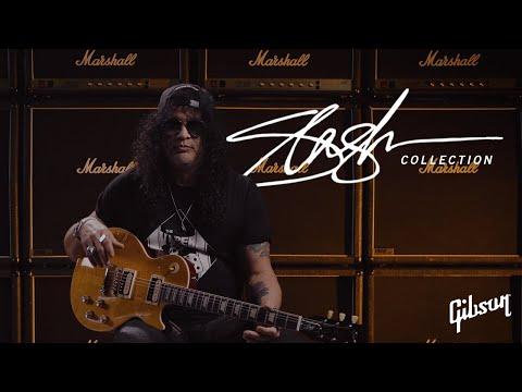 hqdefault - 2020 Gibson Slash Les Paul Standard  Guitar Anaconda Burst Limited Edition LP