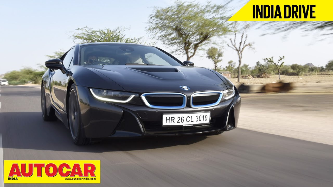 Bmw I8 India Drive Video Review Autocar India Youtube