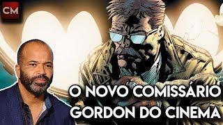 Jeffrey Wright será o Comissário Gordon no novo filme do Batman!