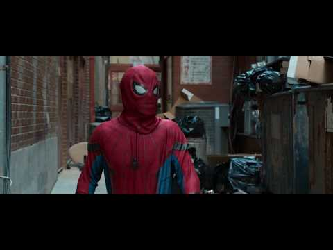 Spider-Man: Homecoming - Suit up and Blitzkrieg Bop