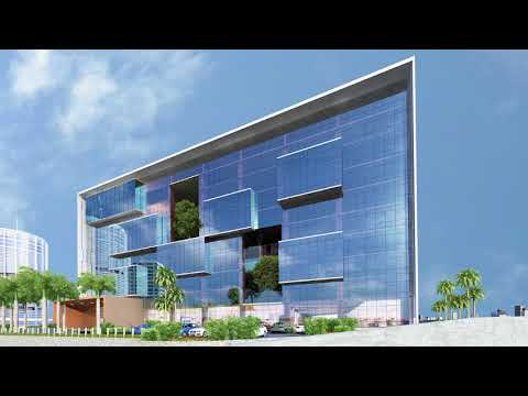 SmartCity Kochi : Holiday Group 3D Walk Through.