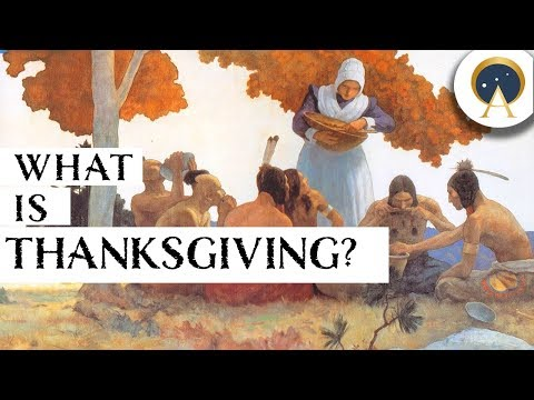 Thanksgiving Harvest Celebration with ANCIENT ORIGINS | What is Thanksgiving?