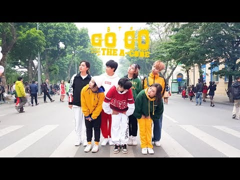 [KPOP IN PUBLIC] GOGO (고민보다 GO) -  BTS dance cover | The A-code from Vietnam