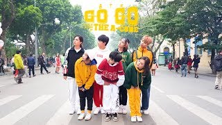 Gambar cover [KPOP IN PUBLIC CHALLENGE] GOGO (고민보다 GO) -  BTS (방탄소년단) dance cover | The A-code from Vietnam