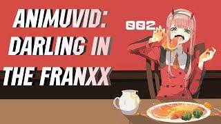 [Пародийный русский аниме трейлер] Милый во Франкcе / Darling in the FranXX