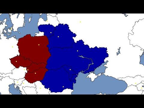 V4 (Poland, Czechia, Slovakia & Hungary) vs. Eastern Neighbours