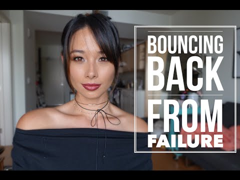 5 Ways To Respond To Failure | How To Stay Motivated | Aja Dang