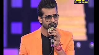 Ptc punjabi music awards 2013 winner (debut vocalist male))