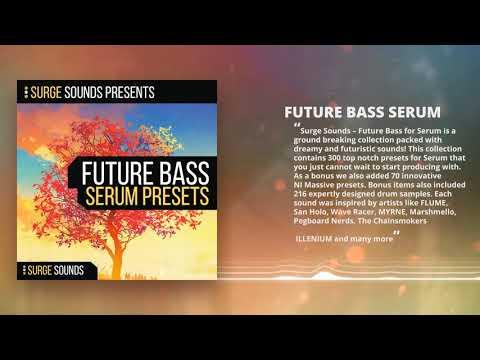 Surge Sounds Future Bass For Serum