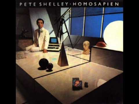 Pete Shelley Witness The Change I Dont Know What It Is