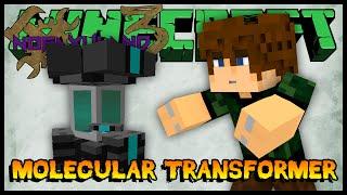 Molecular Transformer (Transformador Molecular) - Nofaxuland 3 #65 (Minecraft + Mods 1.6.4)