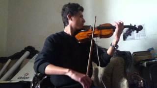 Schubert Standchen violin