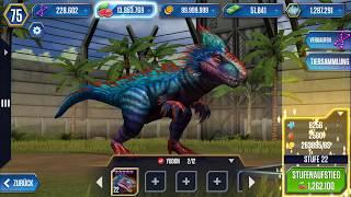 Jurassic World: Das Spiel #148 YUDON Lvl.40!!! [60FPS/HD] | Marcel