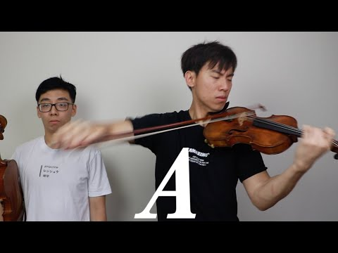 Alphabet With Classical Music