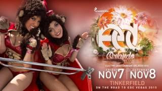 Orjan Nilsen - EDC Orlando 2014 (Electric Daisy Carnival, USA) – 07.11.2014