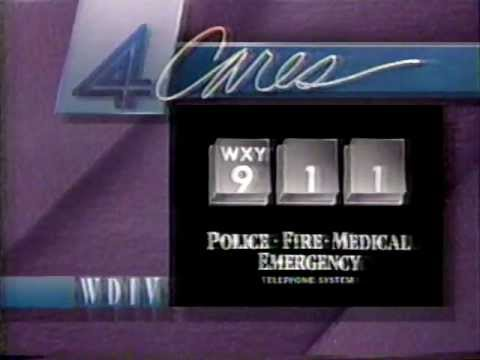 WDIV January 7, 1989 Local PSAs and Bumper Promo