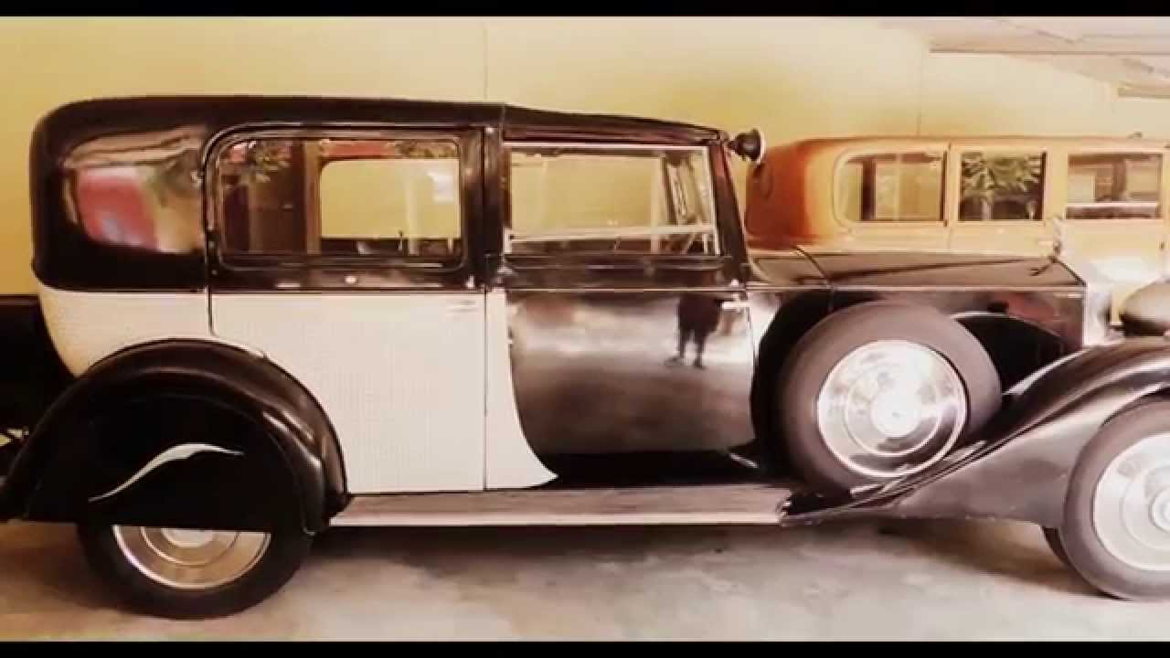 Vintage Car Museum: Auto World Ahmedabad - YouTube