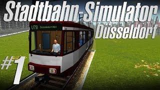 STADTBAHN-SIMULATOR DÜSSELDORF   #01: Zombies in der Straßenbahn! [Deutsch/German]